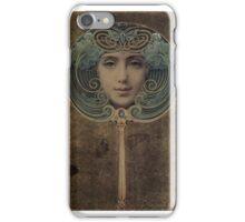 Nouveau Painting iPhone Case/Skin