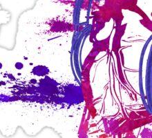 Eat, Sleep, Breathe ... MUSIC (purple) Sticker