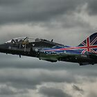RAF BAE Hawk at Abingdon Airshow 2009 by Mark Sabanathan