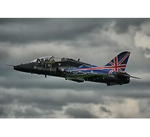 RAF BAE Hawk at Abingdon Airshow 2009 Photographic Print