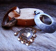 Viking Jewelry by Merja Waters