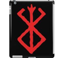 boodborne Hunter's Mark logo  iPad Case/Skin
