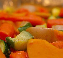 Vegetables by Melissa Gurdus