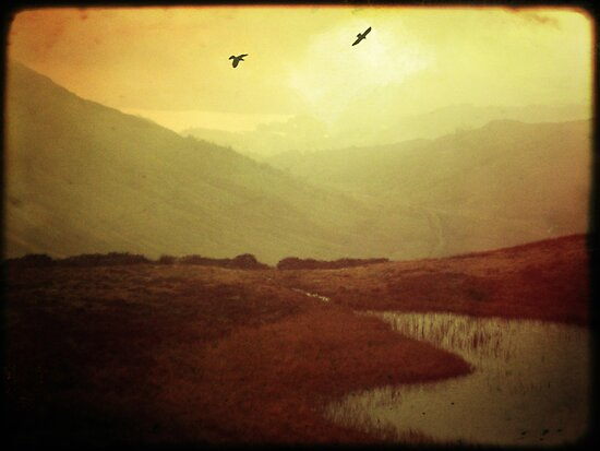 Over the Far and Hills Away by Nicola Smith