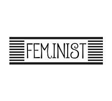 Feminist by -jemina