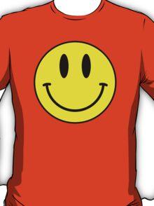 Acid House Smiley Face - Standard T-Shirt