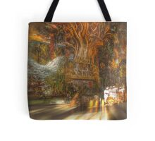 The Past Alive in the Present in Ghana Tote Bag