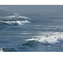 Breakers,.....Long Beach, Vancouver Island Photographic Print