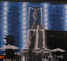 Fountain Square by ashley-dawn