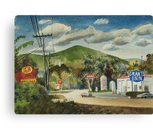 Nostalgia, Arcadia Valley, 1985 Canvas Print