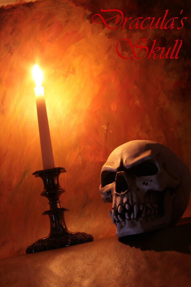Dracula's Skull by Terence  Kelly