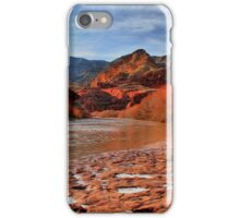 Virgin River Canyon iPhone Case/Skin