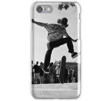 In the Air iPhone Case/Skin