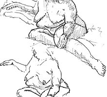 Figure Studies by bhutch7