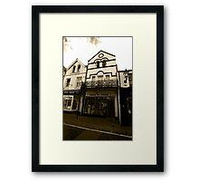 pet shop Framed Print