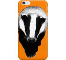 Badger Badger Badger iPhone Case/Skin
