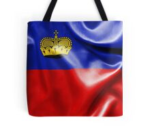 Liechtenstein Flag Tote Bag