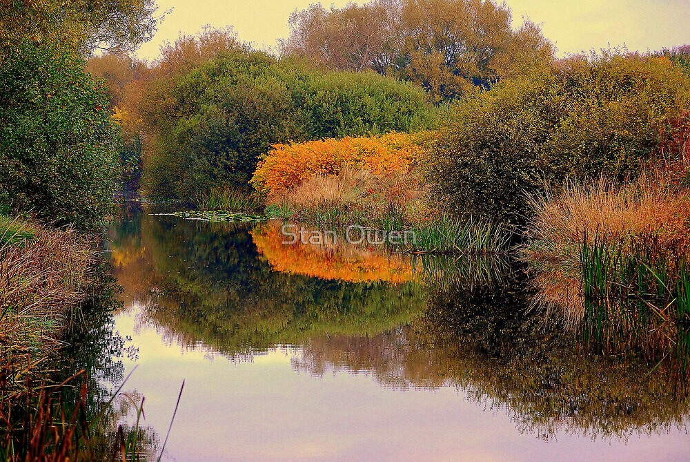 Autumns Reward by Stan Owen
