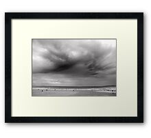 Garretstown In the Summer Sun Framed Print