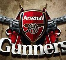 Arsenal FC by Sam Noeninckx
