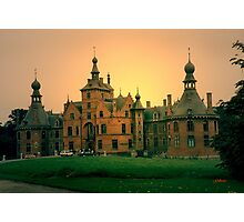 Ooidonk Castle - Belgium Photographic Print