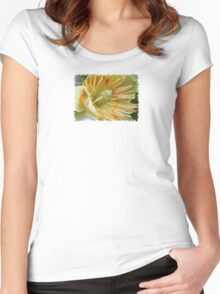 Tulip Tree - JUSTART © Women's Fitted Scoop T-Shirt