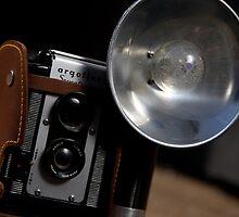 Vintage Argoflex by larrabeephoto