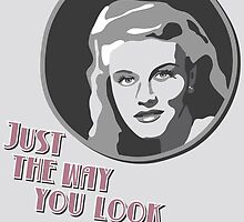 Ginger Rogers by TEWdream