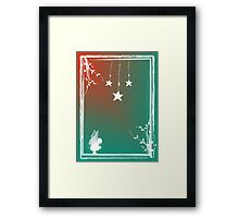 Wishes for Christmas Framed Print