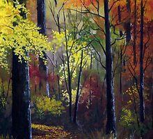 Autumn's Fire   by James Potter