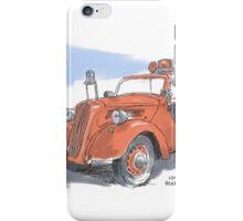 Anglia Fire Truck iPhone Case/Skin
