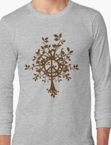 The Peace Tree Long Sleeve T-Shirt