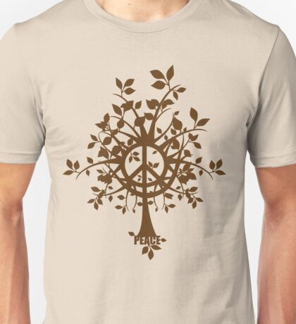 The Peace Tree T-Shirt