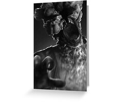 The Last of Us - Clicker Portrait  Greeting Card