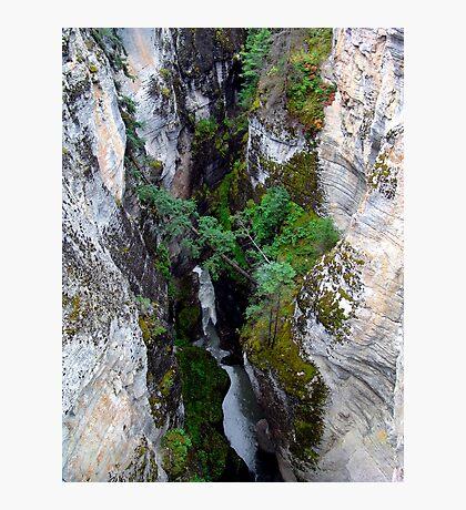 Maligne Canyon(1) Photographic Print