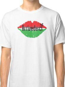 Arriverderci Scorpion Classic T-Shirt