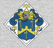 Family Crest 2 One Piece - Long Sleeve