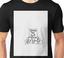 stone the clit Unisex T-Shirt