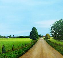 Backroad by michaelpglover