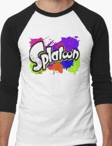 Splatoon Men's Baseball ¾ T-Shirt