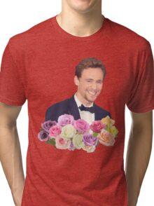 Tom Hiddleston Tri-blend T-Shirt