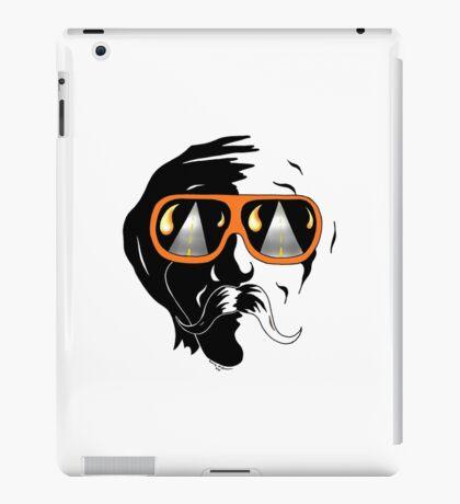 Half Man iPad Case/Skin