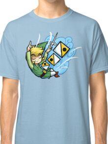 Zelda Wind Waker Wind's Requiem  Classic T-Shirt