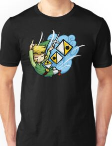 Zelda Wind Waker Wind's Requiem  Unisex T-Shirt