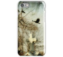 Crows and Crosses iPhone Case/Skin