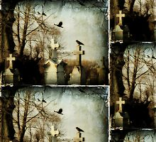 Crows and Crosses by gothicolors
