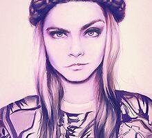 Cara Delevingne by SunOfABeach