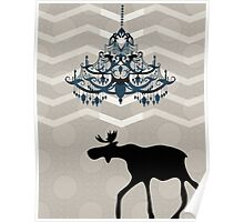 A Moose finds home Poster