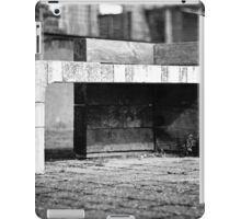 Riverside Seat iPad Case/Skin