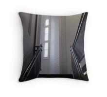 Light in the corner Throw Pillow